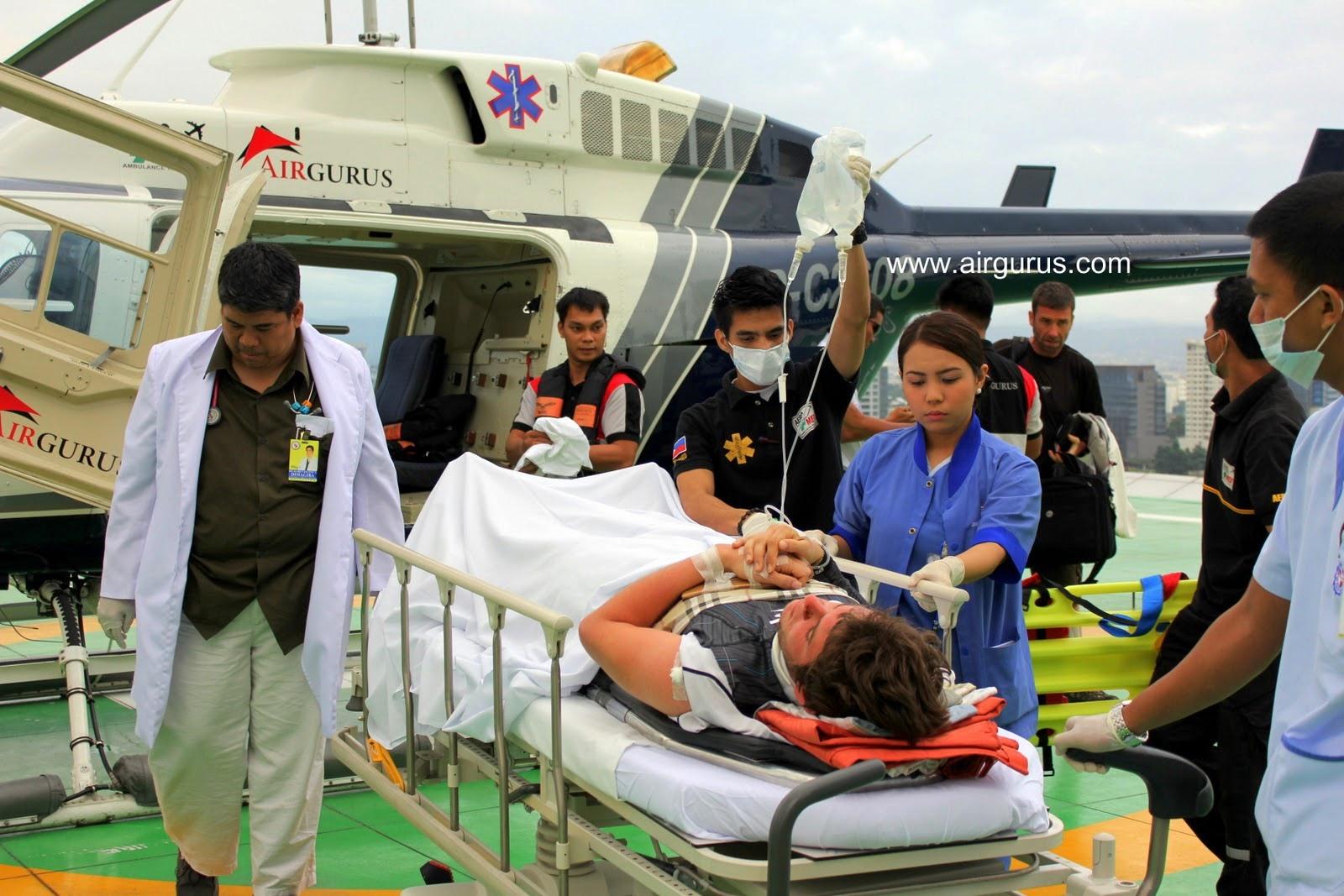 Medical Evacuation Insurance Travel